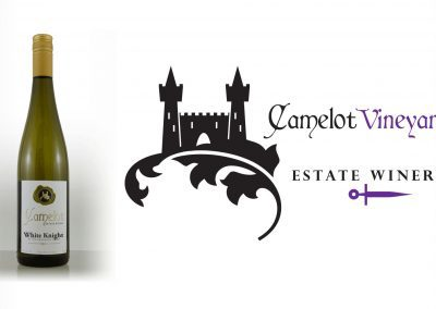 Camelot Vineyards Logo