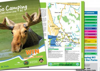 2018 Go Camping Visitors Guide